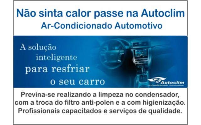 Autoclim - Ar-Condicionado Automotivo