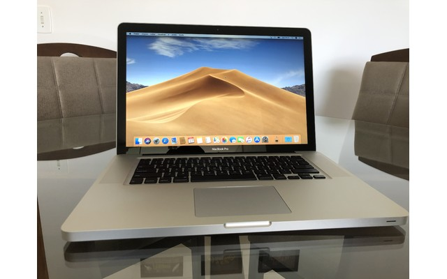 "MACBOOK PRO 15"" - 16GB 512SSD I7 MID-2012"