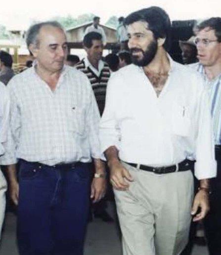 Aparício Carvalho e Valdir Raupp (Foto Painel Político)