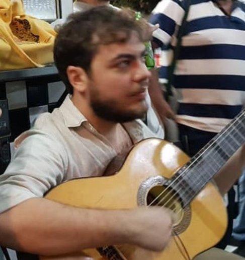 Violão 6 cordas - Artur Pádua Machado Coelho