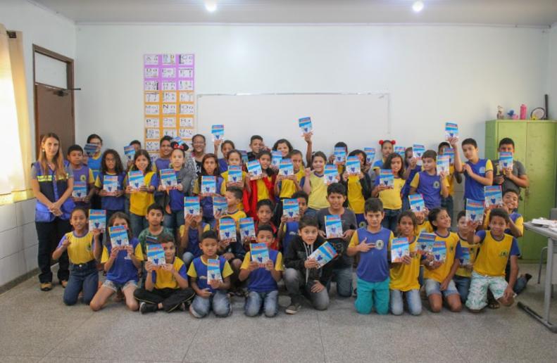 Escola Municipal Joaquim Vicente Rondon - Jaci Paraná