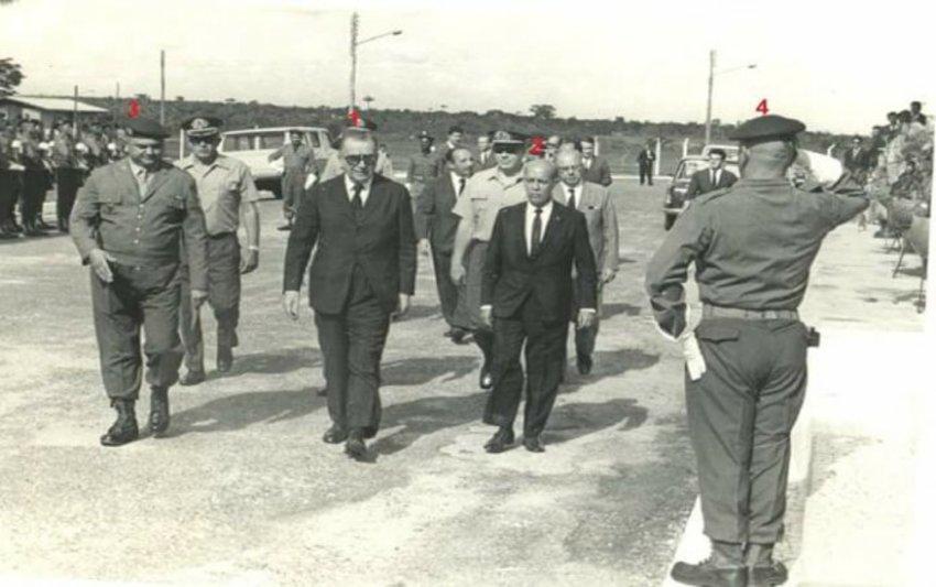 REVEJA: DO FUNDO DO BAÚ: Cabo Áureo em 07 de outubro de 1970 - Por Anísio Gorayeb