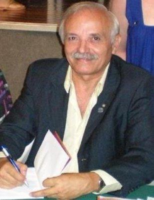 O escritor e poeta José Valdir Pereira lança livro infantil