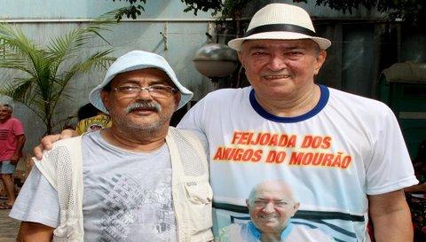 Mais um grande carnavalesco vai embora - Por Rosinaldo Machado