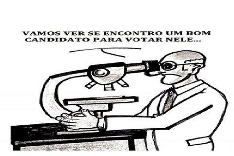 RECOMENDA-SE EXAME ANTES DE VOTAR...