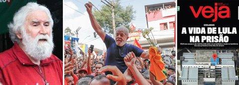 Lula ironiza Veja: minha 'insulina' é o grito do povo