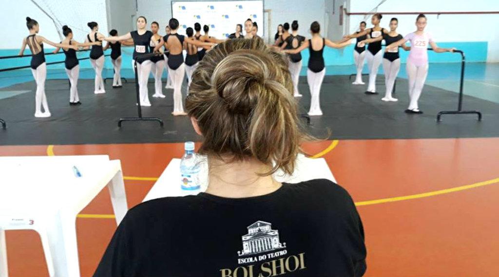 14 crianças são pré-selecionadas em RO para etapa nacional da Escola Bolshoi - Gente de Opinião