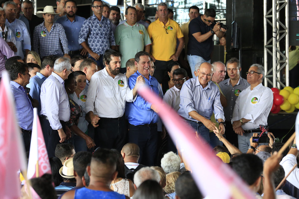Em grande festa, MDB confirma pré-candidaturas de Maurão ao Governo, Confúcio e Raupp ao Senado - Gente de Opinião