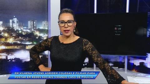 Sandra Santos sente vergonha!!! (VÍDEO)