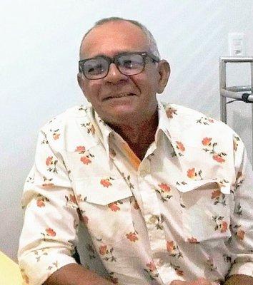 CARLINHOS CAMURÇA CONFIRMA, É PRÉ-CANDIDATO
