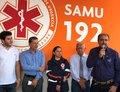 Santo Antônio Energia conclui a reforma da cobertura do prédio do Samu