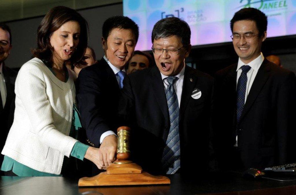 INVESTIMENTOS CHINESES NO BRASIL VÃO AUMENTAR - Gente de Opinião