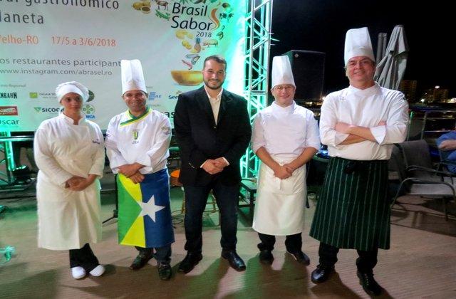 Começa Festival Gastronômico Brasil Sabor
