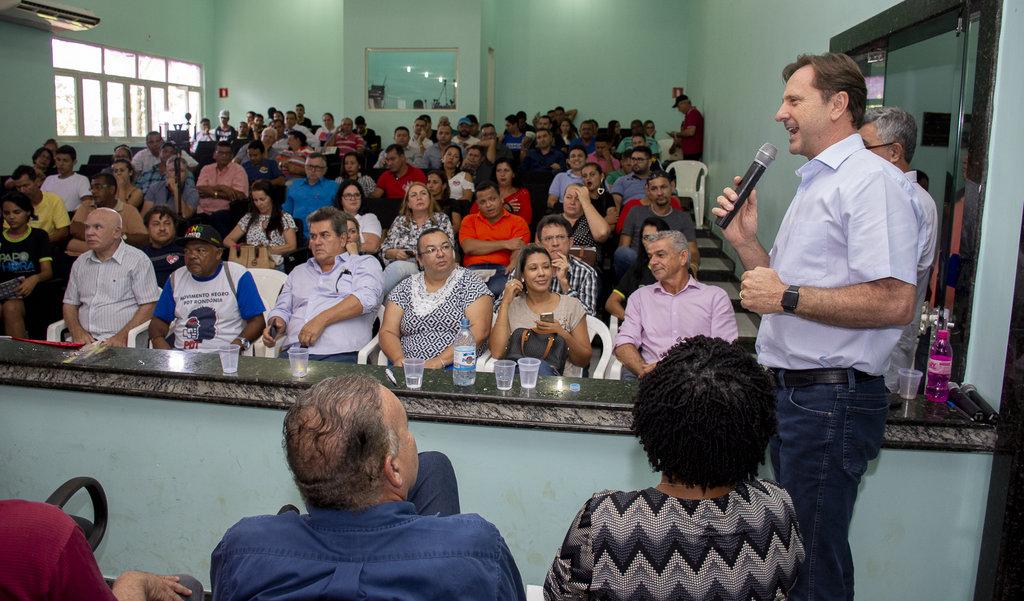 Seringueiras recebe encontro do PDT no Vale do Guaporé - Gente de Opinião