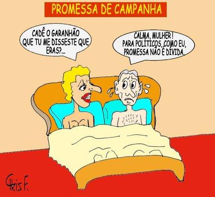 PROMESSA DE CAMPANHA