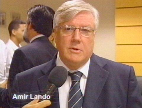 Amir Lando no PSB - Por Carlos Sperança