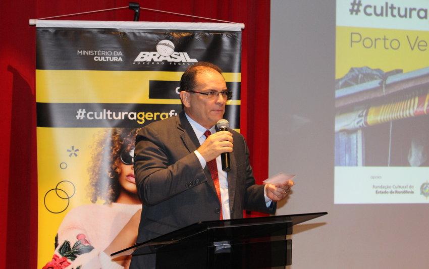 Conversa com o Ministro da Cultura e com o governador Daniel Pereira - Por Zekatraca