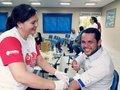 Campanha cadastra 302 doadores de medula óssea em Alvorada do Oeste