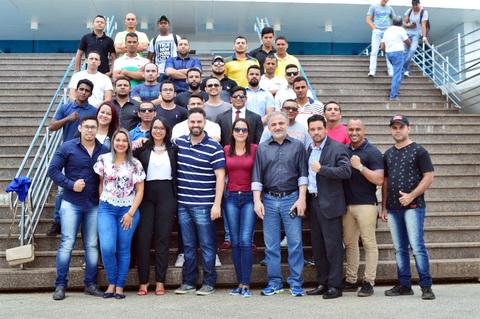 Léo Moraes comemora contratação dos remanescentes dos concursos públicos da PM-RO