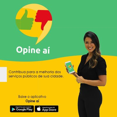 Aplicativo Opine aí vai medir satisfação de usuários da 7ª Rondônia Rural Show