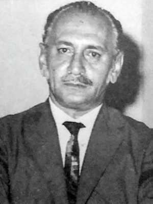 ANÍSIO GORAYEB, 98 anos