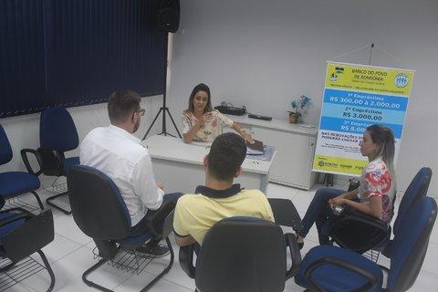 Sebrae promove dia de crédito para empreendedores do Cone Sul de RO.