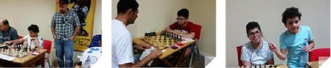 Atletas rondonienses da XPGA/CLASSE A  participam do I Torneio U2200