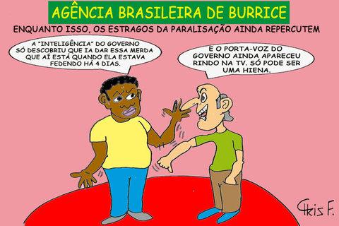 AGÊNCIA BRASILEIRA DE BURRICE