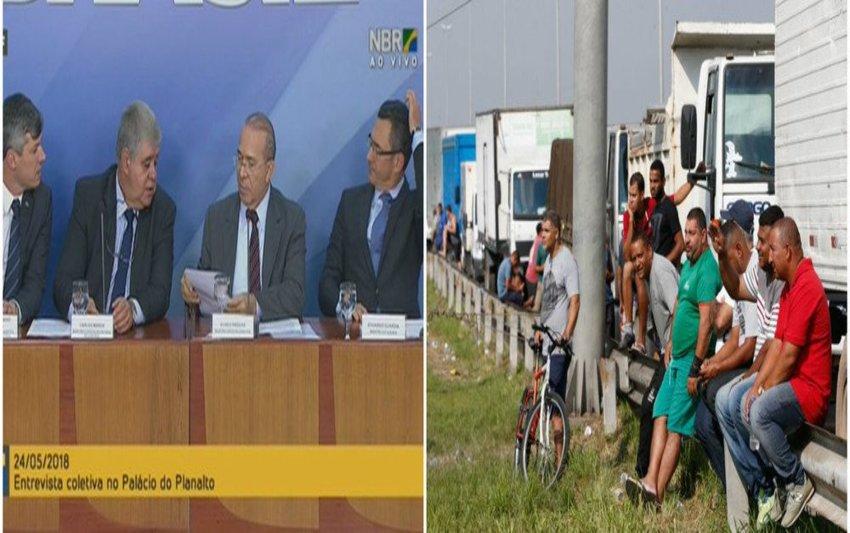 Contra a greve, Temer decreta GLO em todo o território nacional