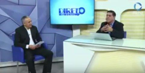 Sérgio Pires entrevista o deputado Ribamar Araújo (VÍDEO)