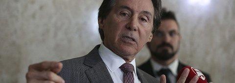 Eunício cobra demissão de Parente e nova política na Petrobras