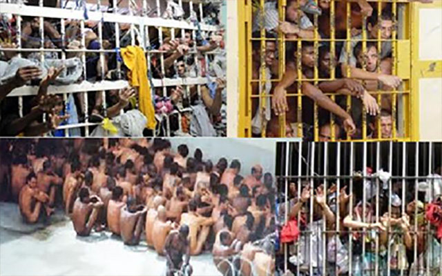 Presos podem ter de arcar com custos de permanência na cadeia - Gente de Opinião