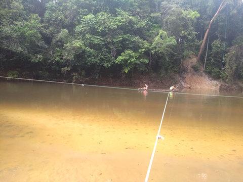 Rio das Garças recebe o projeto 'Rota das Águas' neste domingo