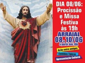 Festa do Sagrado Coração e Arraial da Catedral - Por Zekatraca - Gente de Opinião