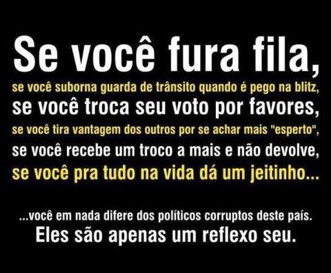 Que Brasil você quer? Por Lúcio Flávio Pinto