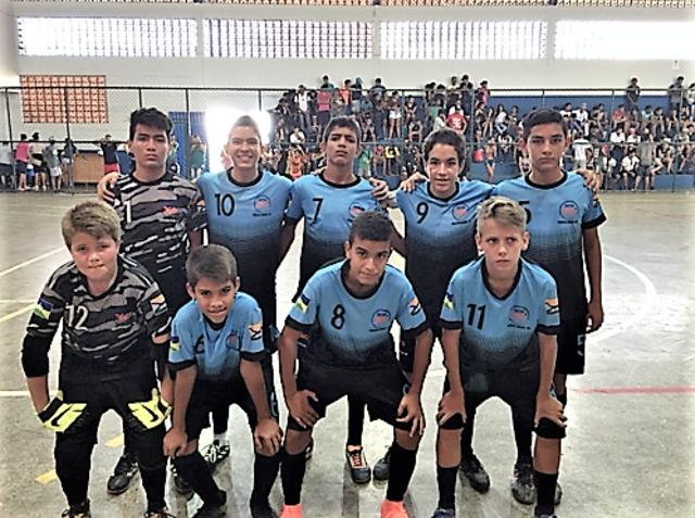 Escola Sesi-Senai sagra-se campeã do futsal infantil dos Jogos Escolares de Pimenta Bueno  - Gente de Opinião