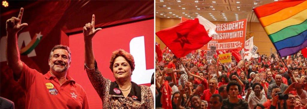 Pimenta: PT vai priorizar aliança com PCdoB e PSB - Gente de Opinião