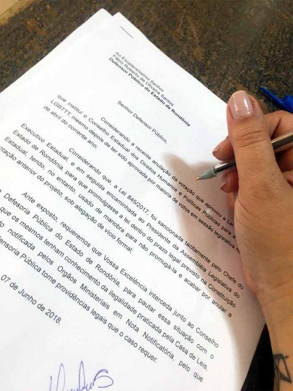 Conselho LGBTTT – Luta pela aprovação chega à Defensoria Pública - Gente de Opinião
