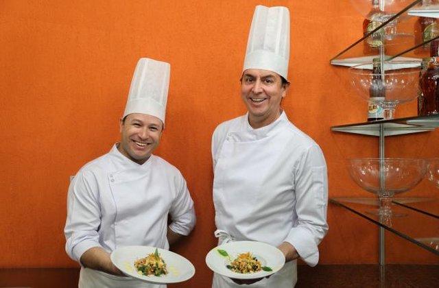 Alunos do Senac Rondônia criam salada regional