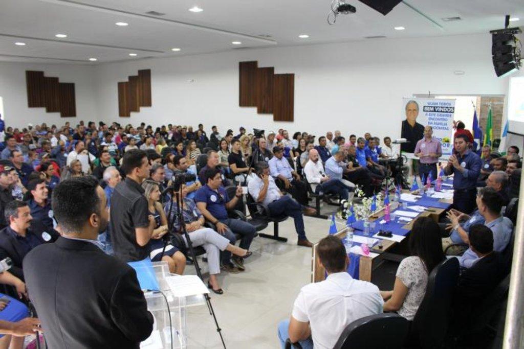 Durante encontro em Ariquemes, Democratas anuncia pré-candidatos - Gente de Opinião