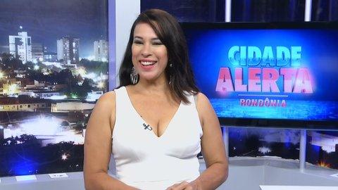Cidade Alerta Rondônia, com Sandra Santos, na SICTV
