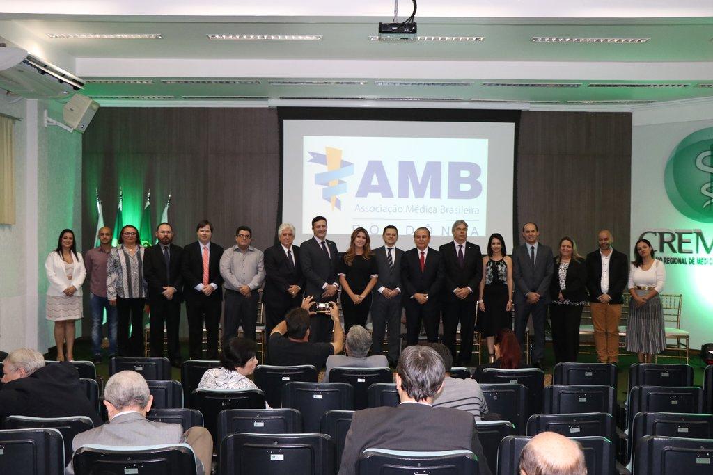 Dr. Aparício Carvalho é o novo presidente da AMB Rondônia - Gente de Opinião