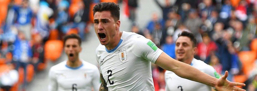 Uruguai vence Egito por 1 x 0 com gol de Giménez nos minutos finais - Gente de Opinião