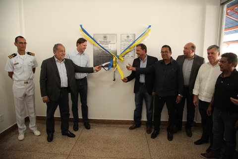 Porto Cai N'Água é reinaugurado pela prefeitura de PVH