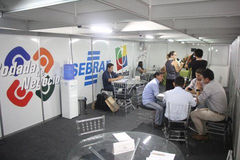 Produtos de Rondônia na Rodada de Negócios da Fispal 2018