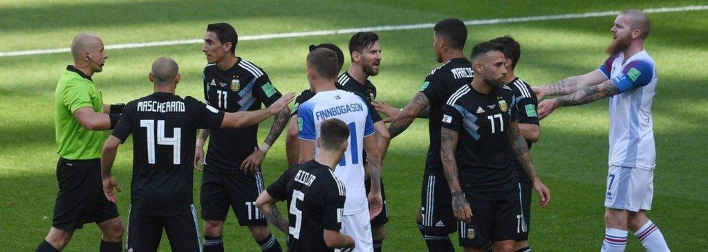 Messi perde pênalti e Argentina empata com a Islândia  - Gente de Opinião