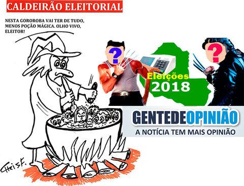 É grande o canibalismo na disputa a Câmara dos Deputados em PVH - Por Carlos Sperança