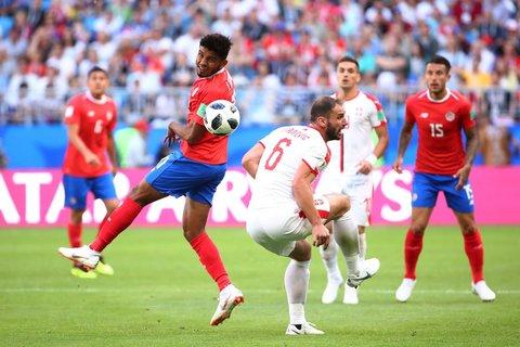 Pelo grupo do Brasil, Sérvia vence Costa Rica