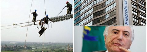 CUT: eletricitários correm perigo de vida e denunciam risco de apagão