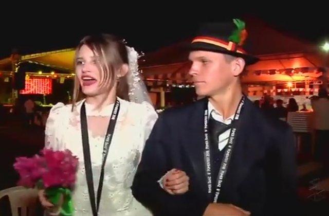Festa Pomerana em Espigão do Oeste (VÍDEO)